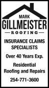 Mark Gillmeister Roofing