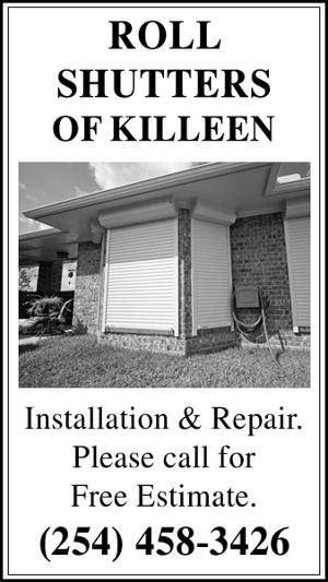 Roll Shutters of Killeen
