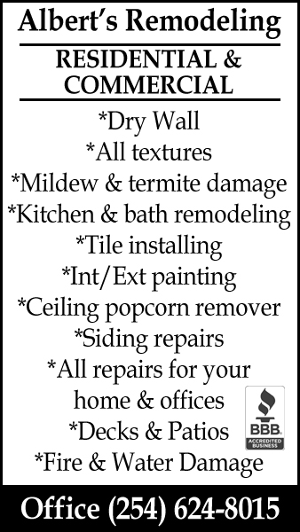 Albert's Remodeling