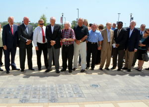 <p>The Central Texas-Fort Hood Chapter of the Association of the United States Army unveiled pavers honoring past chapter presidents Monday at Texas A&M University-Central Texas in Killeen.</p>
