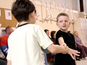 Simple steps for self-defense