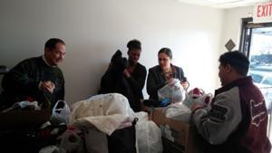 Coat donations