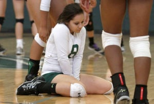 Volleyball: Ellison v. Marble Falls