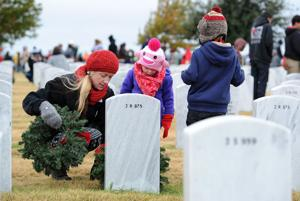 Wreaths for Vets
