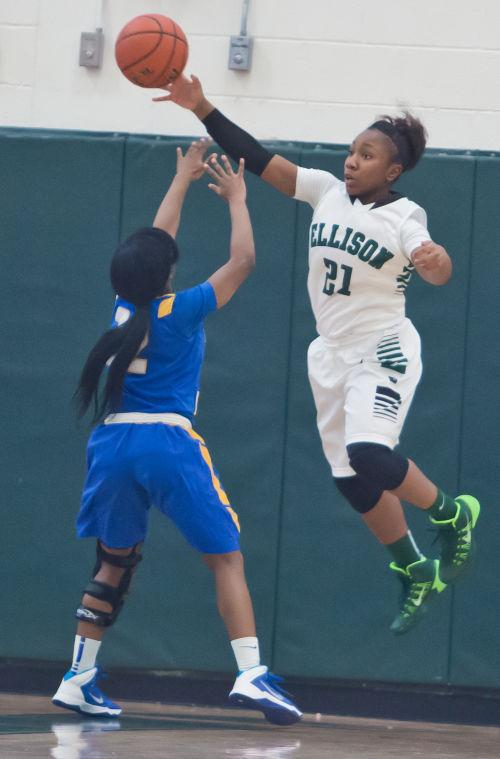 Copperas Cove at Ellison girls