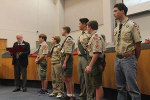 Boy Scout proclamation