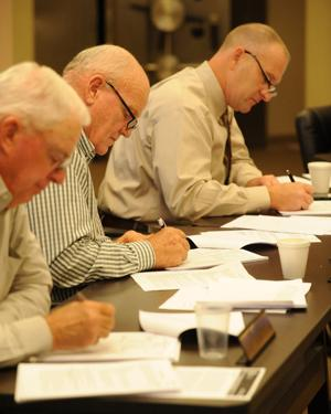 Coryell County Commissioners