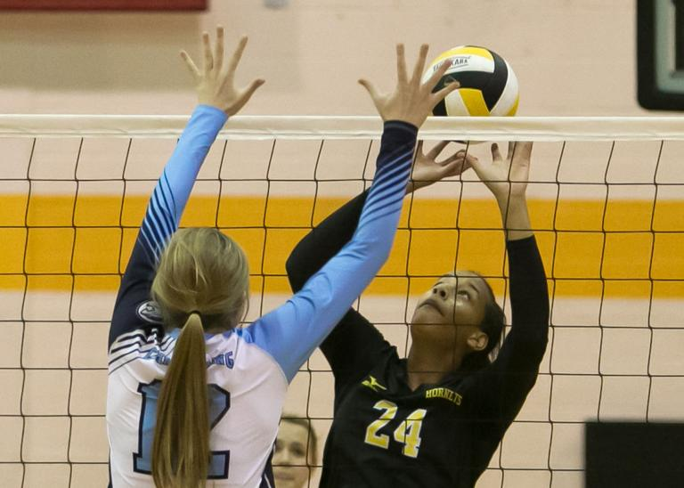 17-4A VOLLEYBALL: Gatesville's Swindall finishes sweep of China Spring with clutch aces