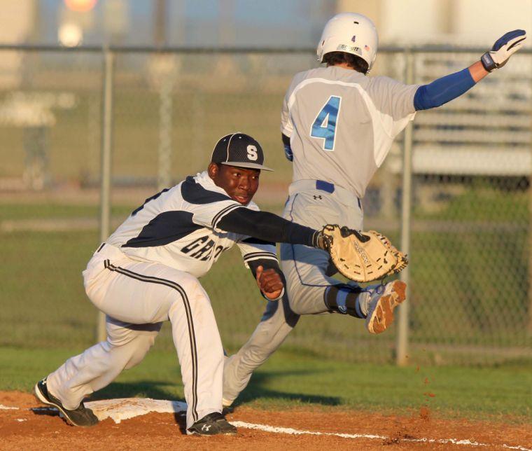 Temple vs Shoemaker Baseball