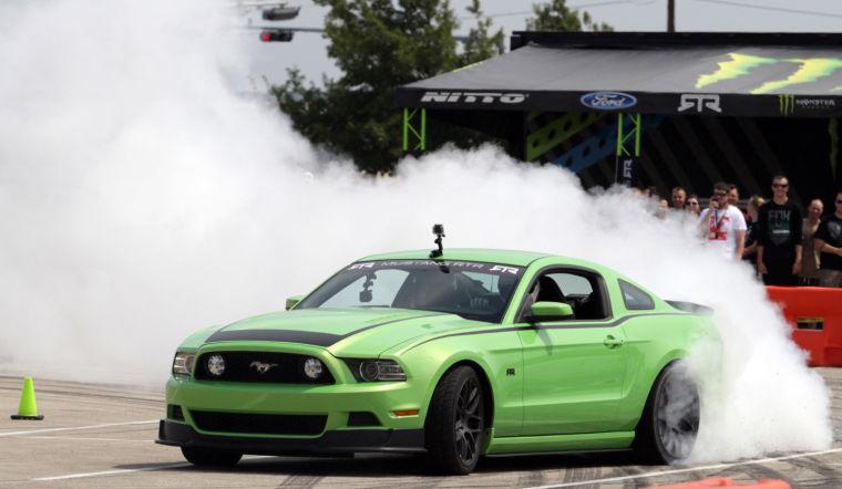 Monster Drift Show
