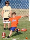 Punt, Pass and Kick event for children Friday at Hood Stadium