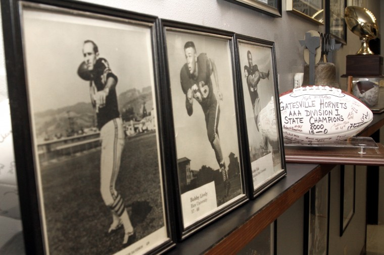 Gatesville Football Celebrates 100 Years