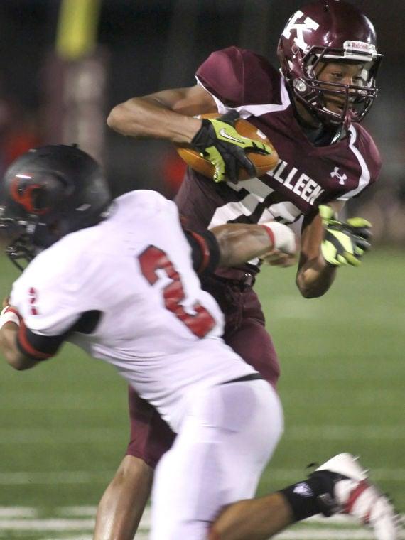 Football: Killeen v. Canyon