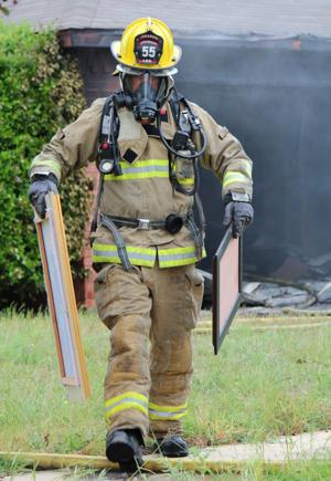 Killeen house fire