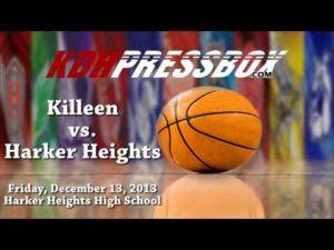 Killeen vs. Harker Heights Girls Basketball