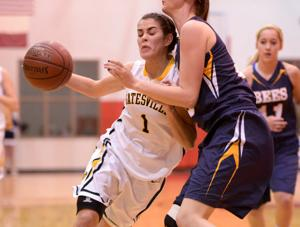 Gatesville girls vs. Stephenville
