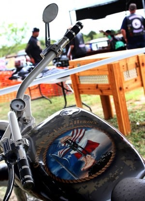 Motorcycle Raffle for Central Texas Fallen Heroes Memorial Assoc