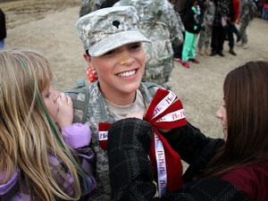 3rd Brigade troops last to leave Iraq