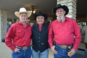 Guests Paint the Ranch Red to benefit the American Heart Association