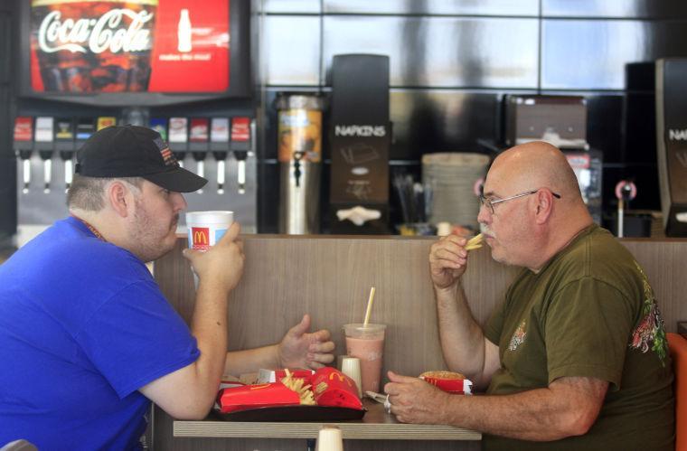 McDonald's opening