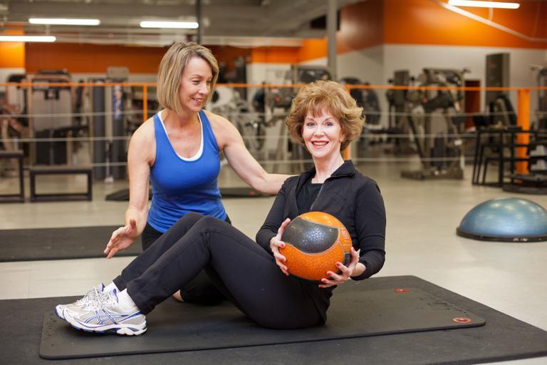 Start exercising at age 40, 50, 60 or beyond