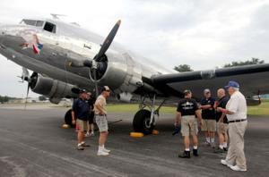 WWII Veteran Flight