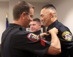 Police Officer Swearing In