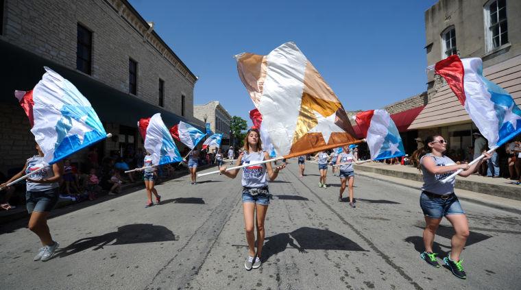 Spring Ho parade