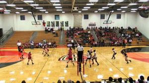 Volleyball- Harker Heights vs Midway