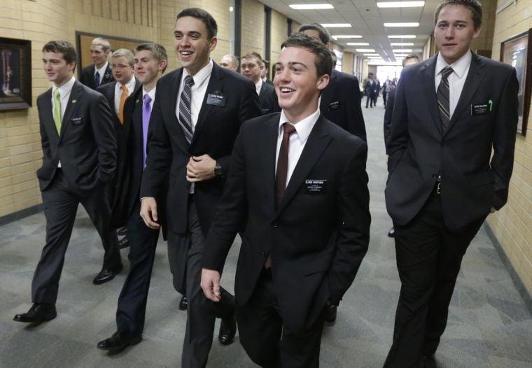 Mormon Missionaries Social Media
