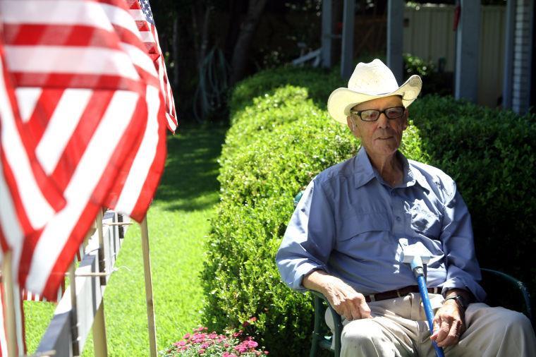 WWII veteran, former POW