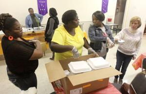Truth and Deliverance Ministries Thanksgiving Meals