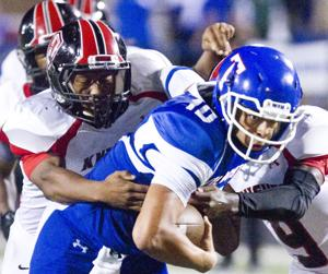 Sixth-ranked Temple runs away from Heights 59-14