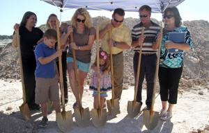 Cove Fitness Second Facility Groundbreaking