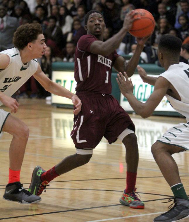 Ellison vs Killeen Boys Basketball