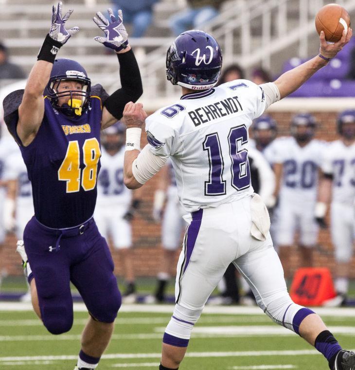 Wisconsin-Whitewater at UMHB