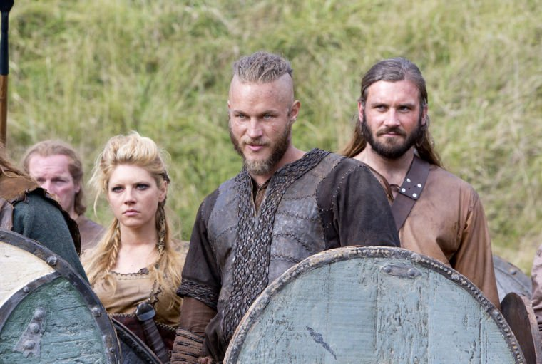 Vikings take over History channel