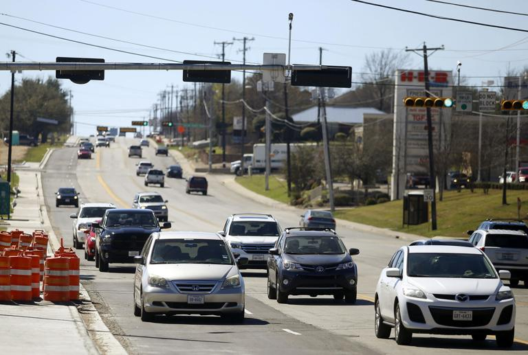 Southbound Trimmier lane to close for 6 months