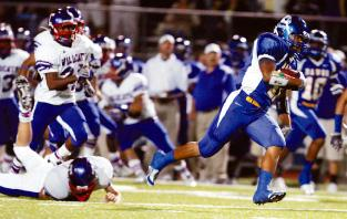 Punt return TD propels Copperas Cove past 'Cats