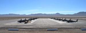 1st Air Cavalry Brigade at National Training Center