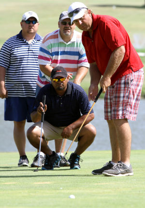 Cove Education Foundation hosts golf tourney
