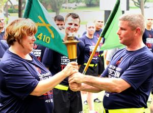 Special Olympics Law Enforcement Torch Run