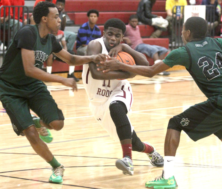 Boys Basketball: Killeen v. Pflugerville Connally