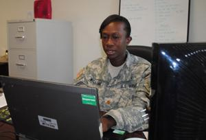 Maj. Agnita Williams