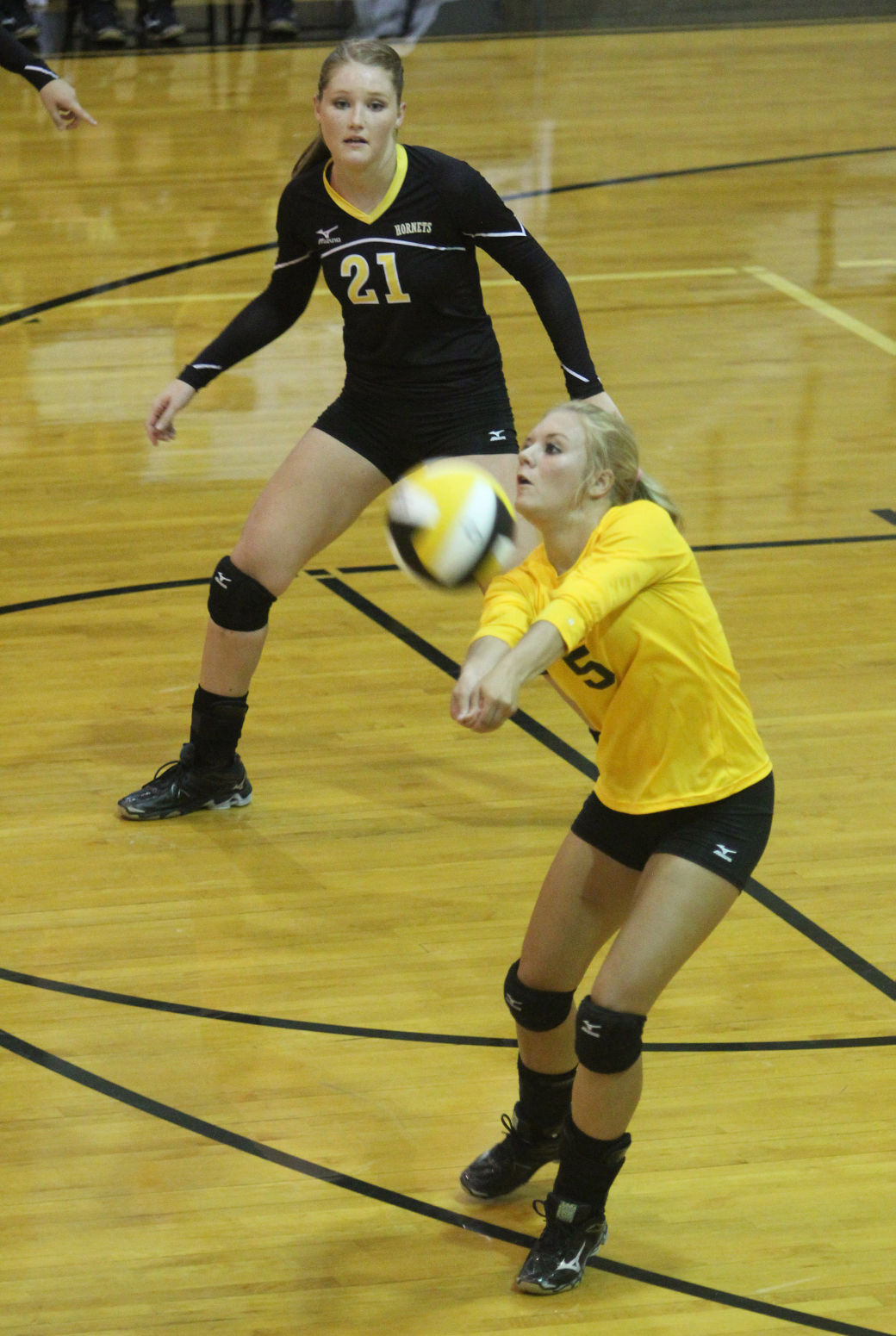 Gatesville vs Waco University Volleyball