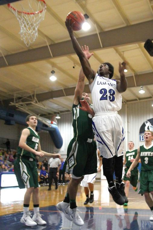 Boys Basketball: Lampasas v. Canyon Lake