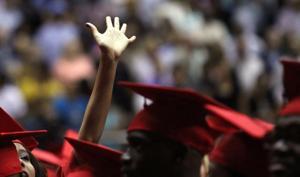 Harker Heights graduation 2013