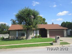 -Pristine condition on this one owner home in South Killeen.