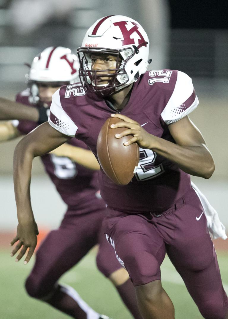 FOOTBALL: Roos look to bounce back vs. Vandegrift