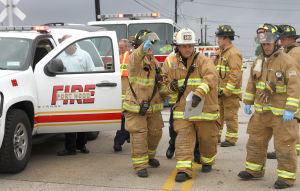 Fort Hood mock disaster